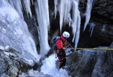 rassemblement canyon hivernal