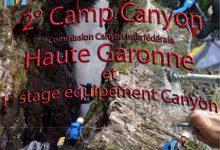 camp canyon haute garonne 2011
